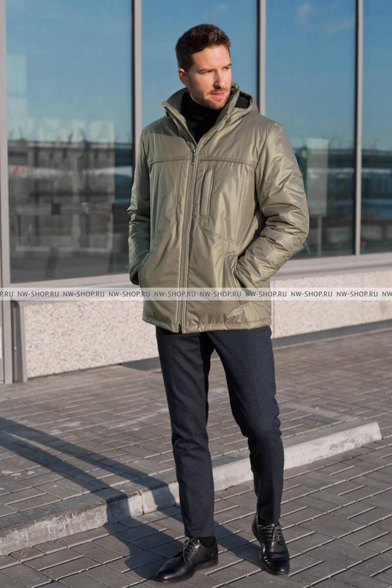 Мужская зимняя куртка Nord Wind 0366 без меха