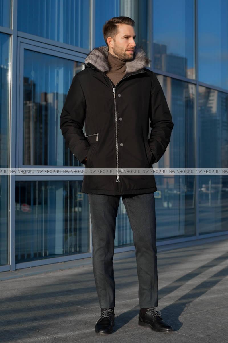 Мужская зимняя куртка  Nord Wind 0367