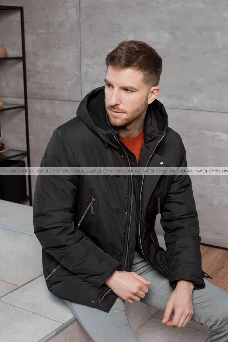 Мужская зимняя куртка Nord Wind 0490 без меха