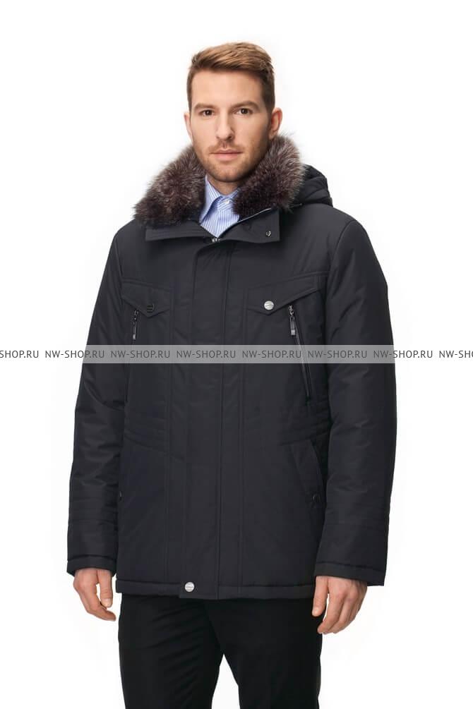 Мужская зимняя куртка-пиджак Nord Wind 0531 без меха