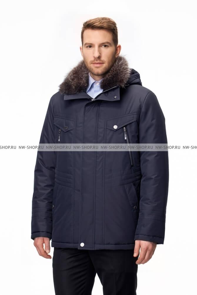 Мужская зимняя куртка-пиджак Nord Wind 0531