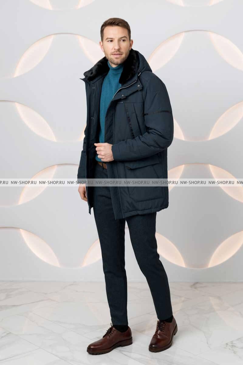Мужская зимняя куртка Nord Wind 0541