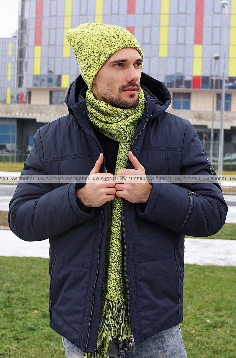 Мужская зимняя куртка Nord Wind 0545 без меха