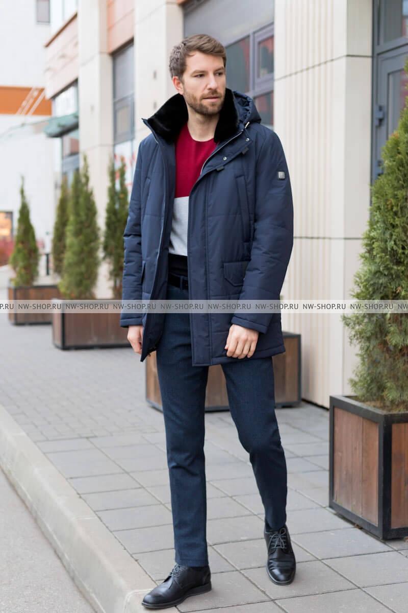 Мужская зимняя куртка Nord Wind 0570