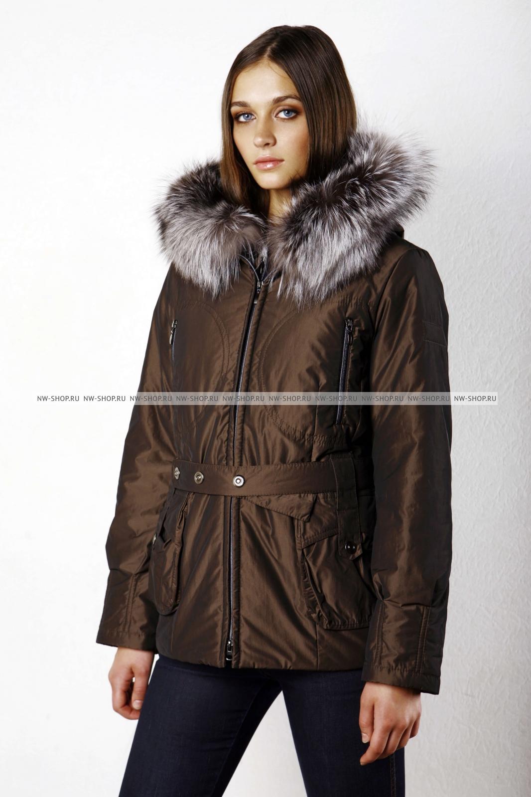 Женская зимняя комбинированная куртка Nord Wind 250