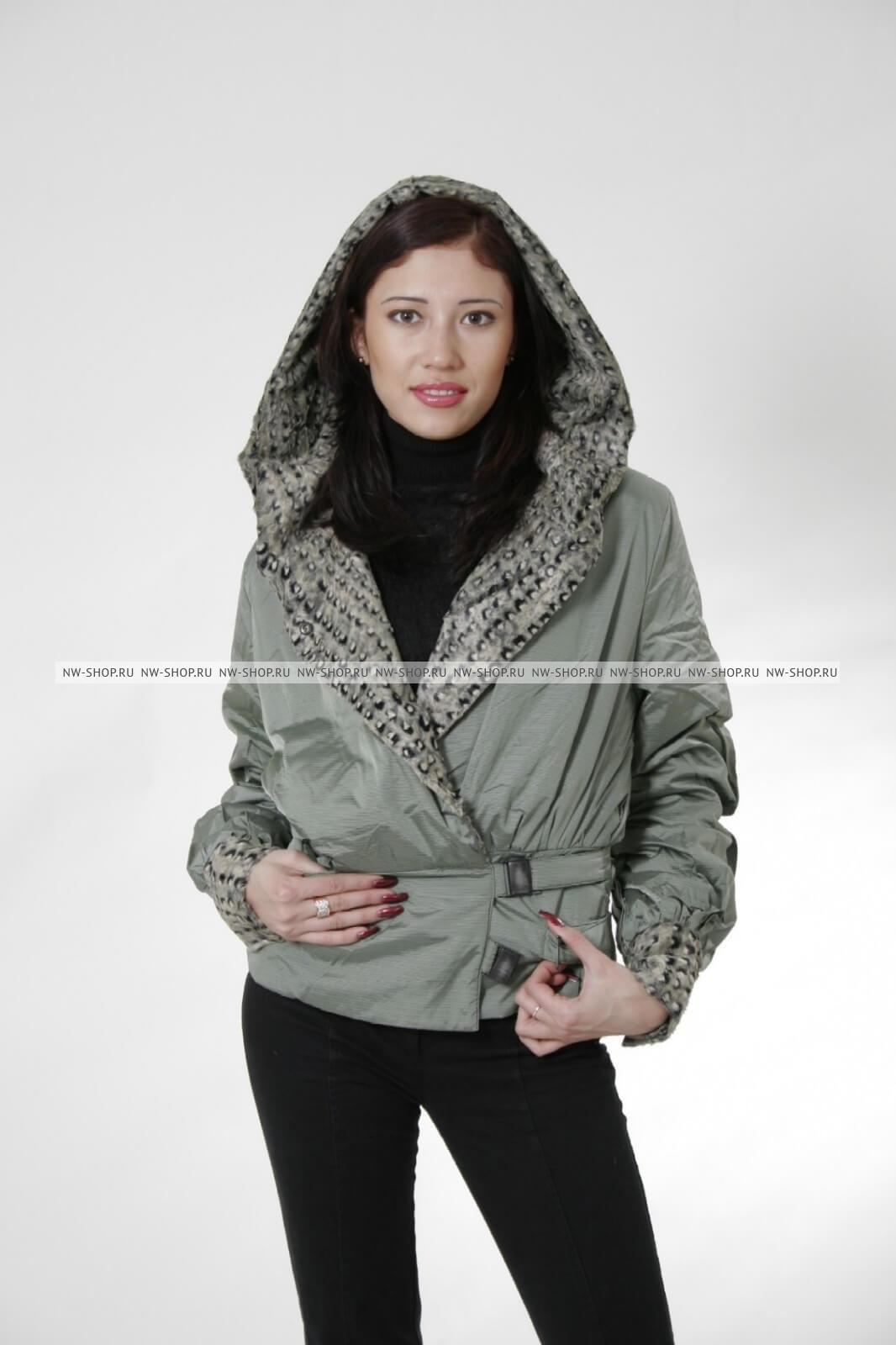 Женская демисезонная куртка Nord Wind 27