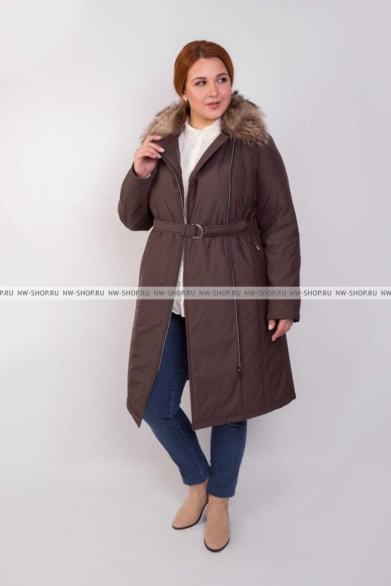 Женское зимнее пальто Nord Wind 633