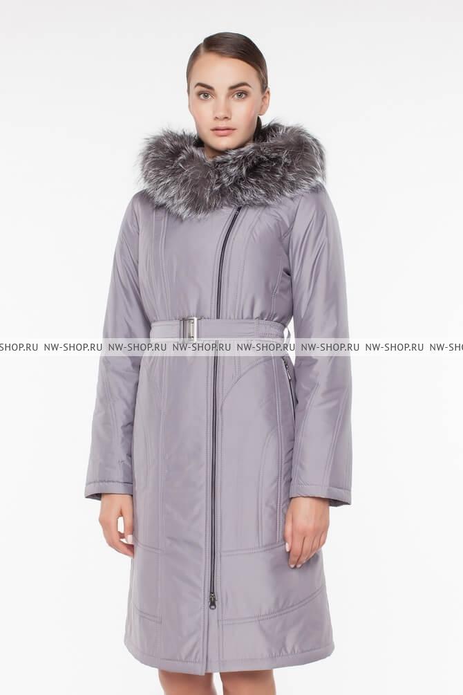 Женское зимнее пальто Nord Wind 689 с мехом