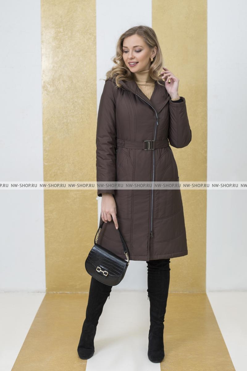 Женское зимнее пальто Nord Wind 689 без меха