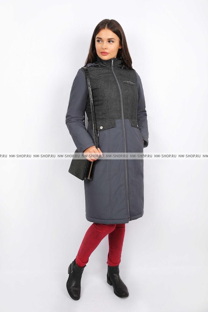 Женское демисезонное пальто Nord Wind 786