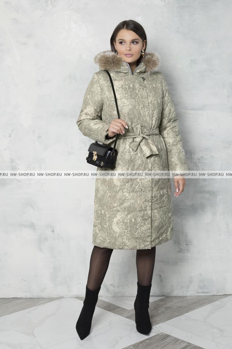 Женское зимнее пальто Nord Wind 830