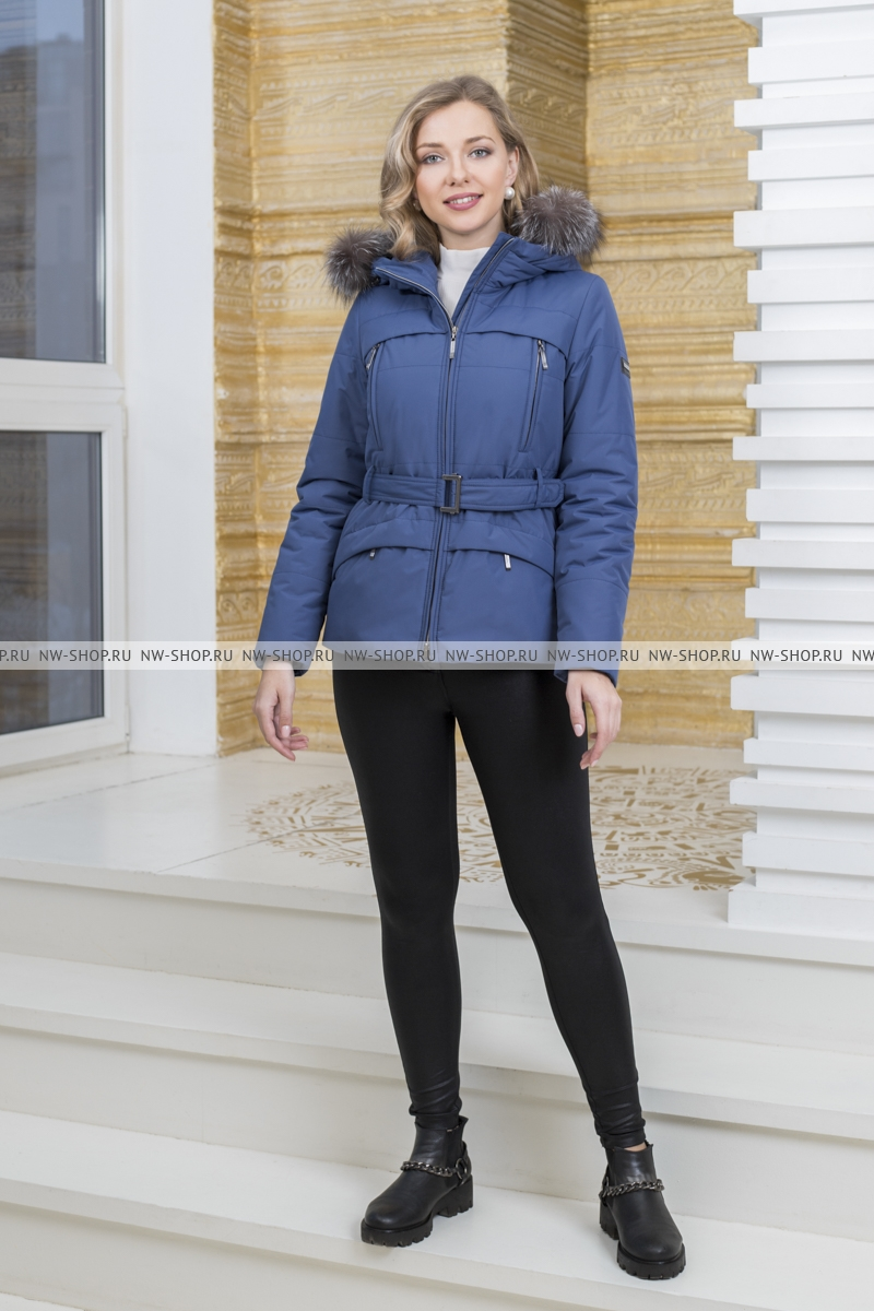 Женская зимняя куртка Nord Wind 838