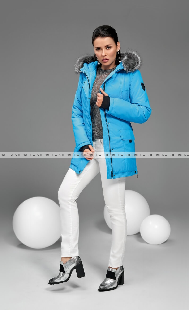 Женская зимняя куртка Nord Wind 842