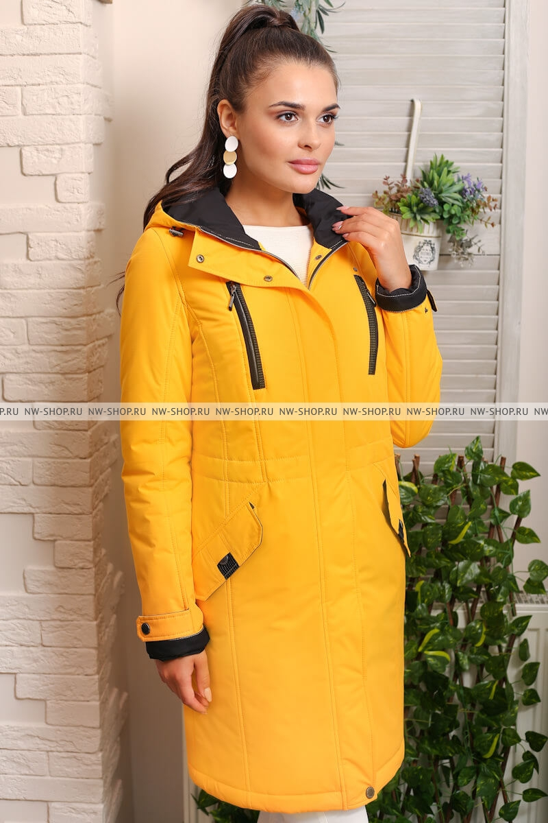 Женское демисезонное пальто Nord Wind 846