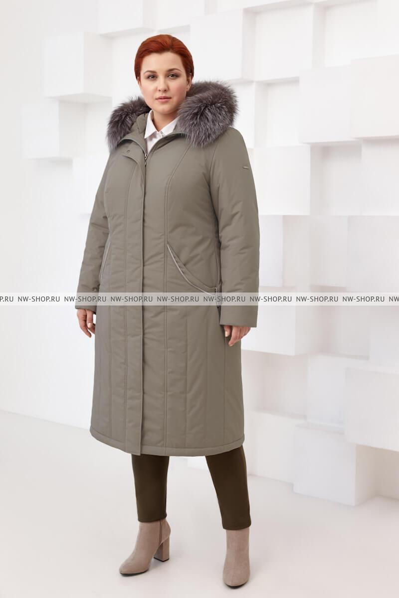 Женское зимнее пальто Nord Wind 869