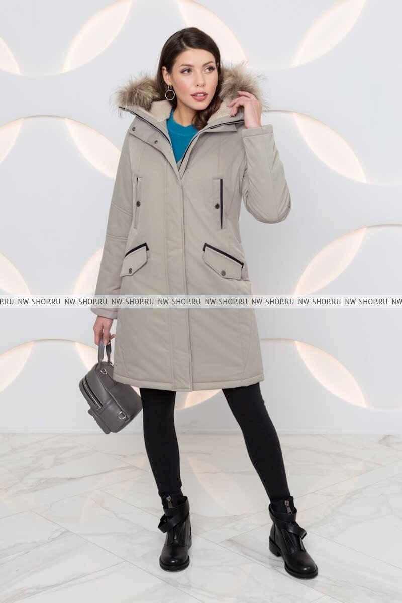 Женское зимнее пальто Nord Wind 872