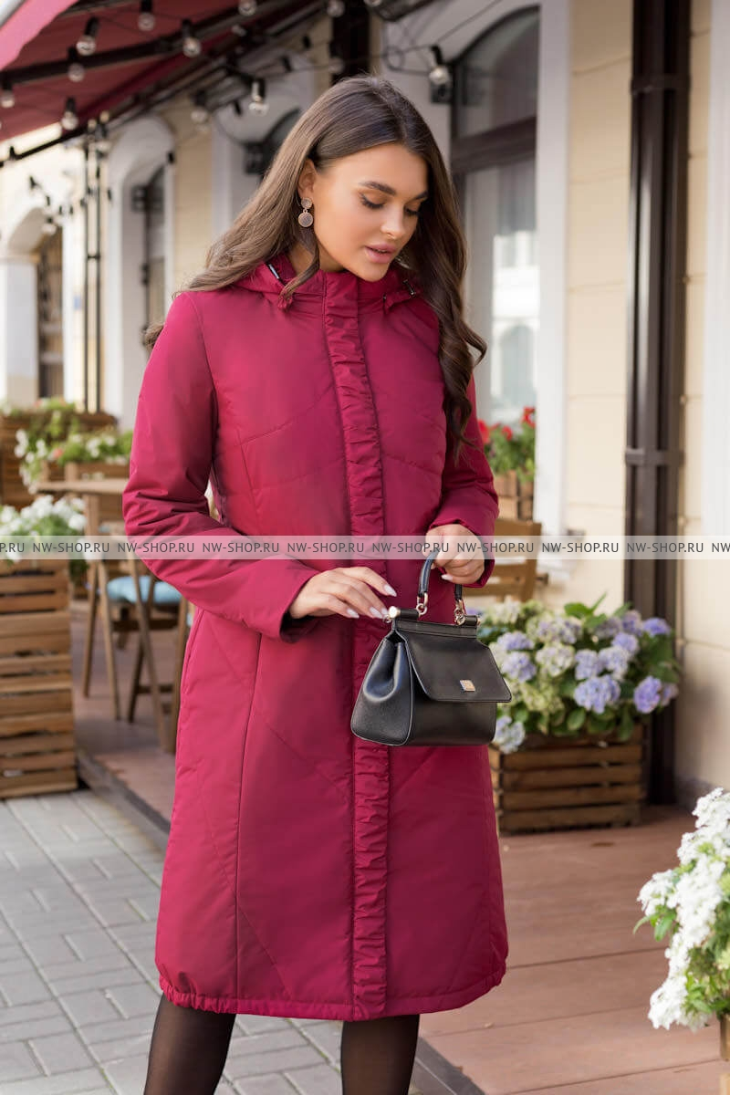 Женское демисезонное пальто Nord Wind 899