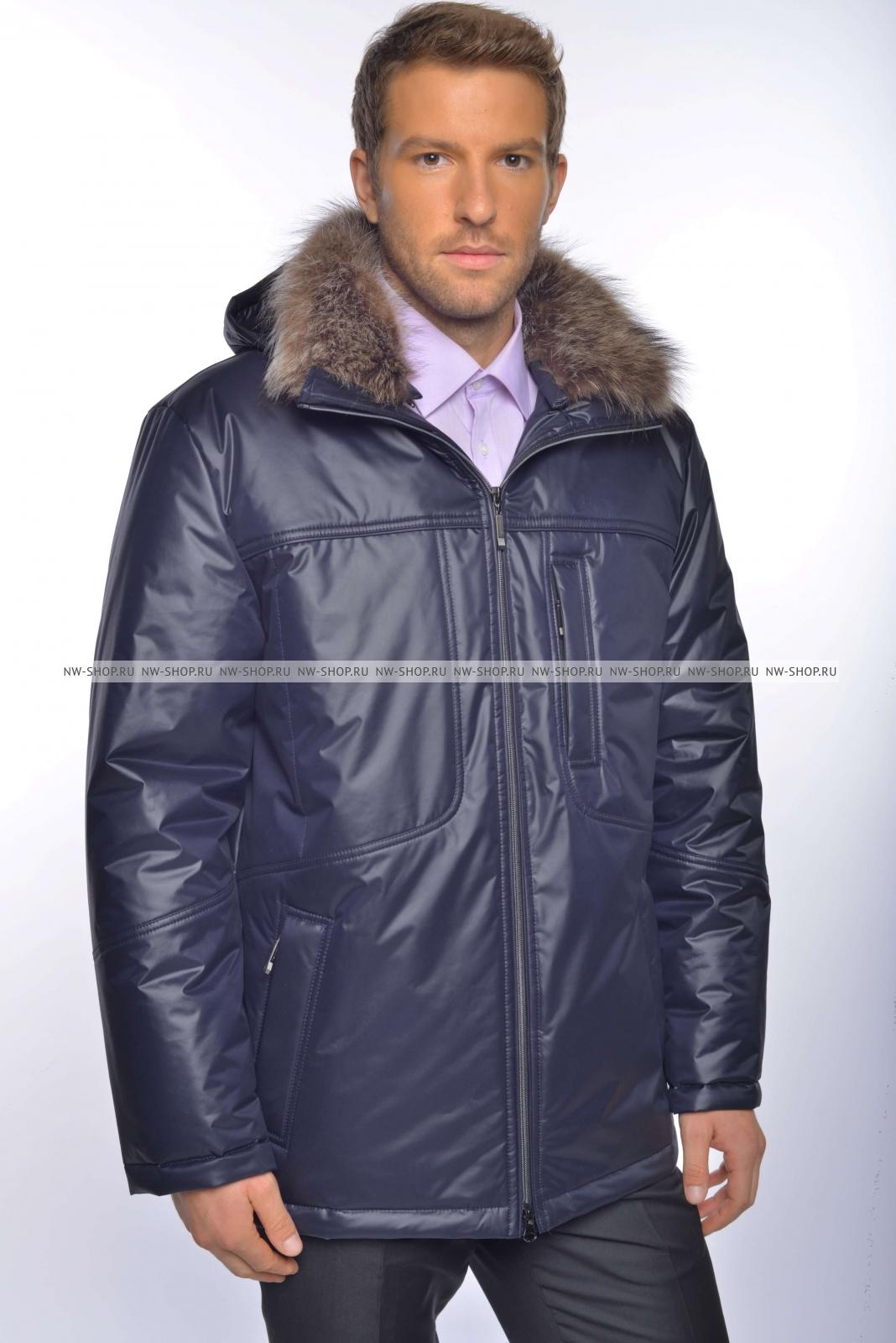 Мужская зимняя куртка Nord Wind 0366